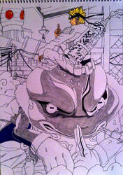 Naruto - Another work in progress!