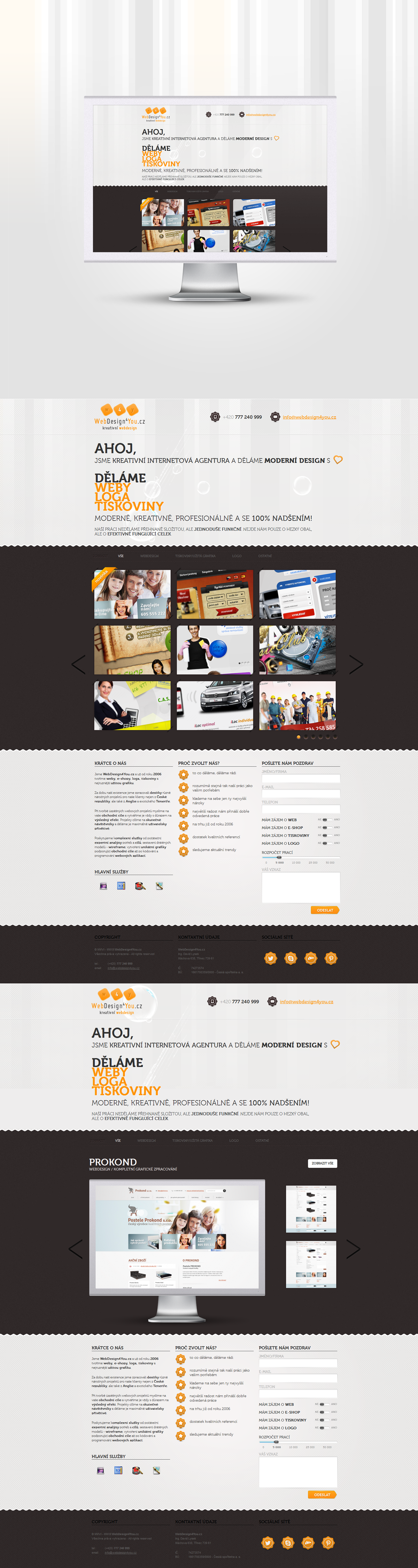 WebDesign4You.cz by lys036