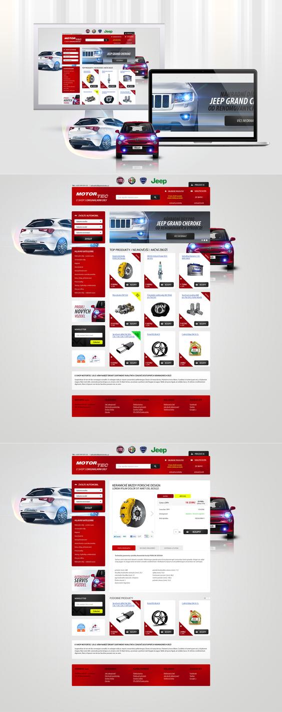Motorotec s.r.o. e-shop by lys036