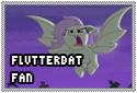 Flutterbat fan stamp 2 by Plentyrees