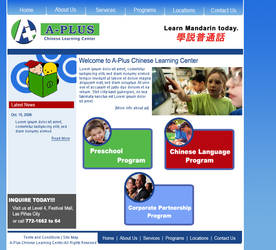 A-Plus: Chinese Learning Cente
