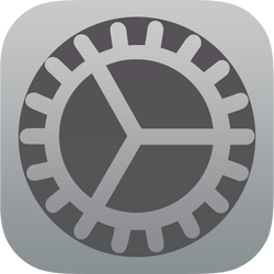 Settings Icon from iOS 8 alpha