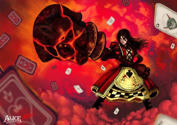 Alice Madness Returns by MZ09