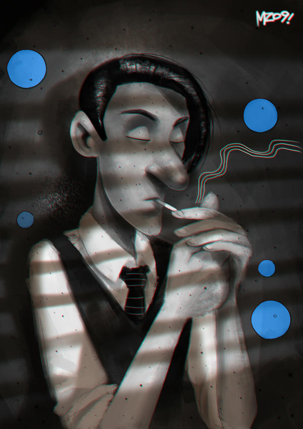 Cigarettes by MZ09