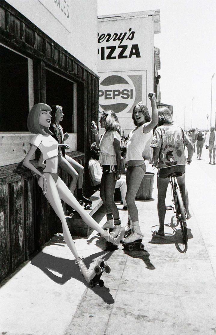 Roller Girls by MZ09