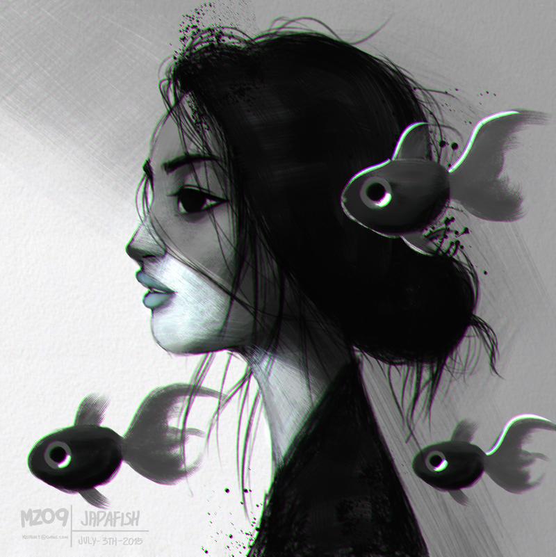 Black Fish by MZ09