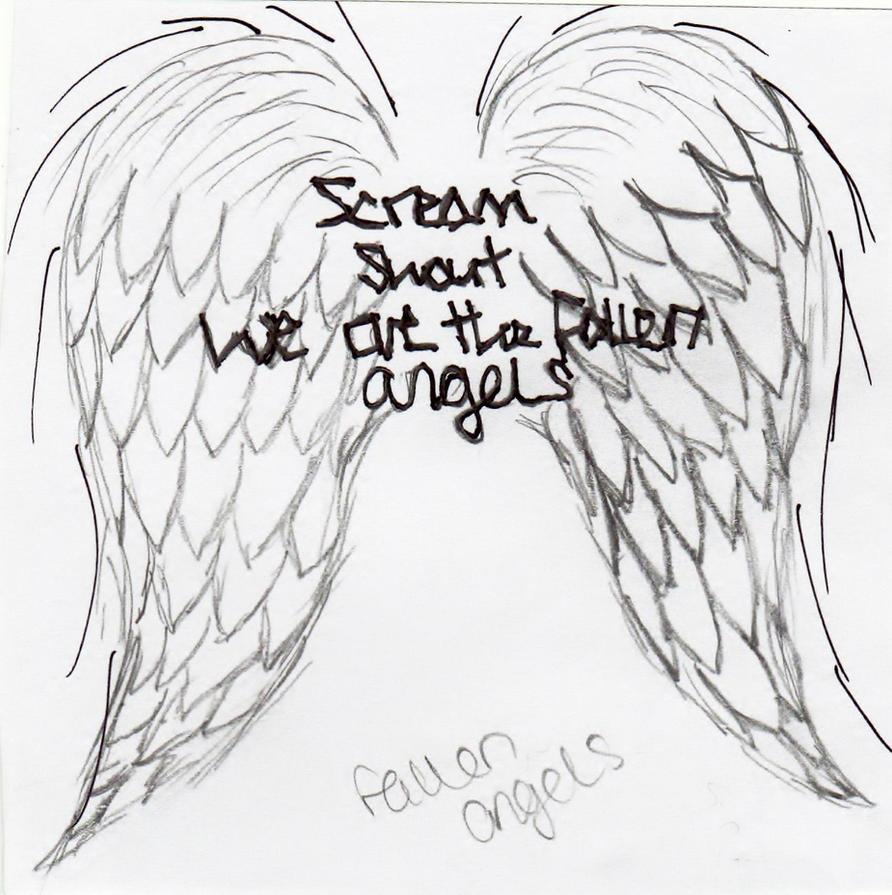 Fallen angels tattoo by katm13 on deviantart fallen angels tattoo by katm13 thecheapjerseys Choice Image