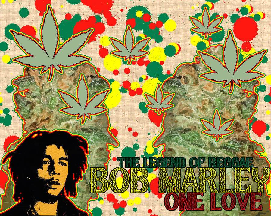 Bob Marley Rasta Wallpaper By Dvorda