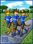 Firewolf Commission 1