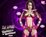 Wonder Woman Star Sapphire