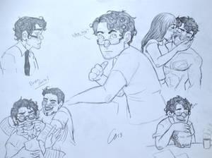 Bruce Sketch Dump
