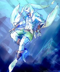 Link Zora by Shutwig