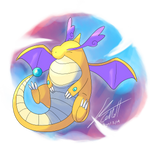 Mega Dragonite A