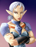 Impa, the Sheikah