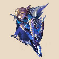Archer Link by Shutwig