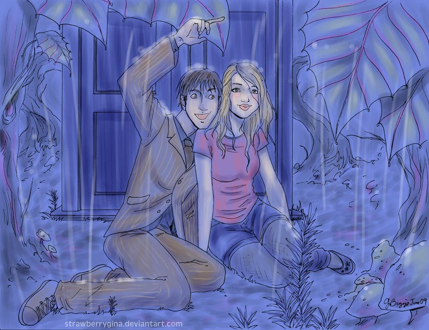DW - Date with an Alien by strawberrygina