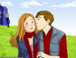 Doctor Who - Amy x Rory