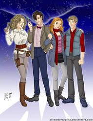 Doctor Who - 11 and friends