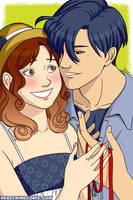 Summer Lovers by strawberrygina