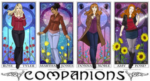 Doctor Who - Companions