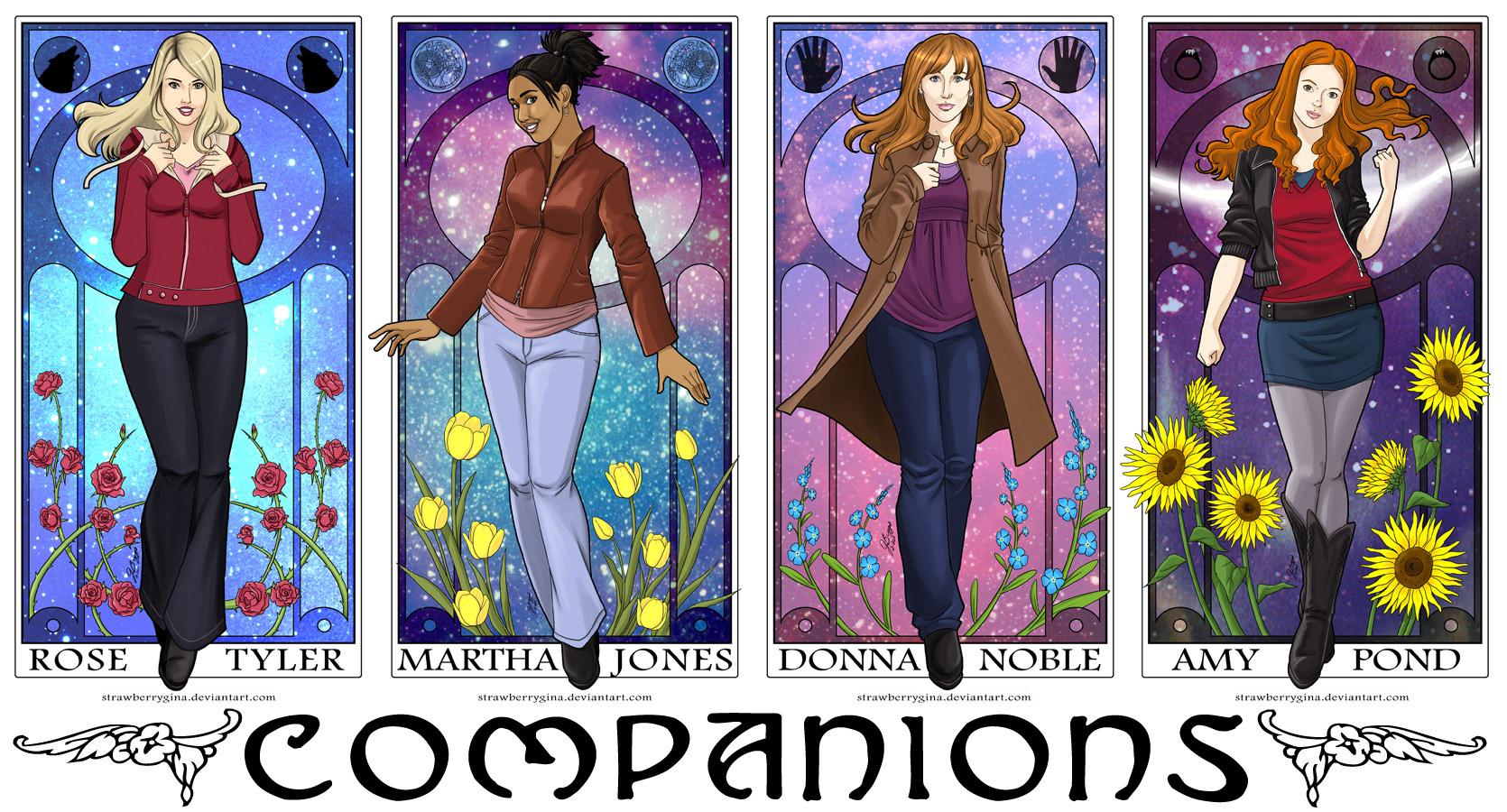Doctor Who - Companions