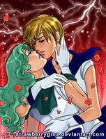 Sailor Moon As the World Ends by strawberrygina