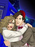 Doctor Who River - Oh Sweetie