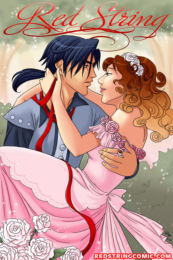 Red String - Fairytale Romance