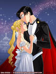 Royal Couple - Sailor Moon