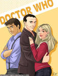 Doctor Who - 9th w Rose Jack