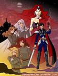 Dark Kingdom - Sailor Moon