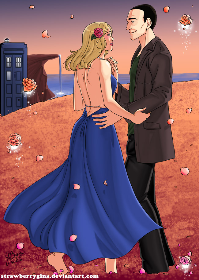 The Doctor Dances on Planet Rose