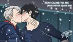 Yuri on Ice - Victor x Yuri 006