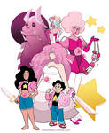 Steven Universe In the Pink