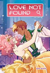 Love Not Found v.2 Cover Art