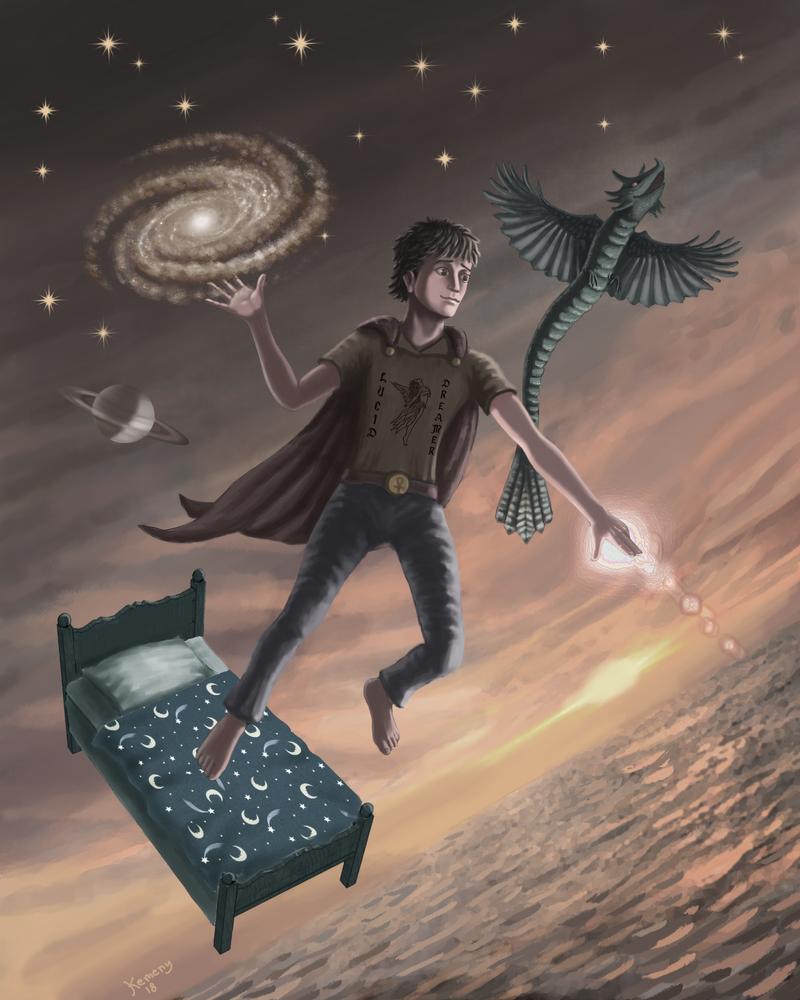Lucid Dreamer by jkemeny