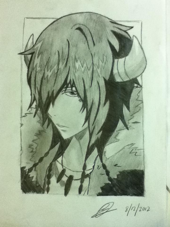 Lambo :D by Luciferx3
