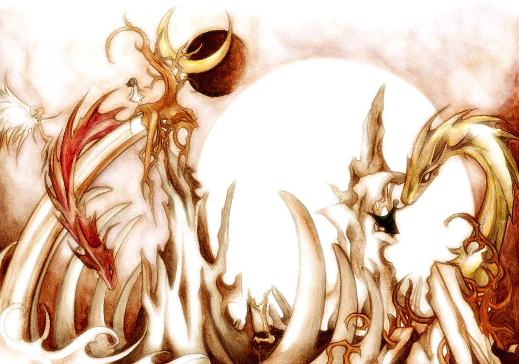 The breaking by scarlet-dragonchild
