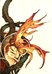 Bond by scarlet-dragonchild