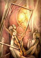 Interlude  : before dawn by scarlet-dragonchild