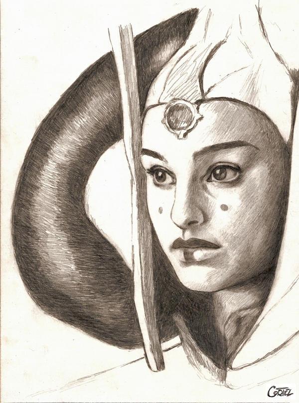 Queen Amidala by Sumo0172