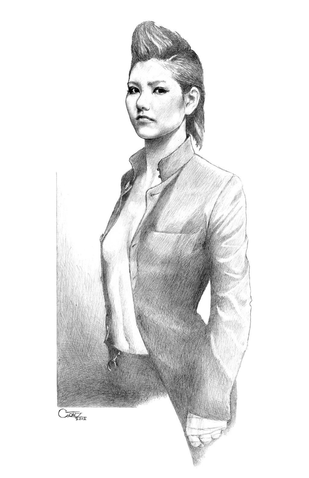 AKB48: Miyazawa Sae - Ikemen by Sumo0172