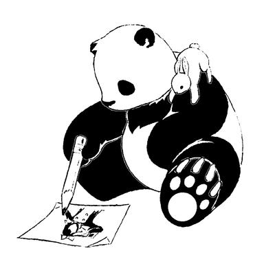 Su Mo the Panda Loves to Draw by Sumo0172