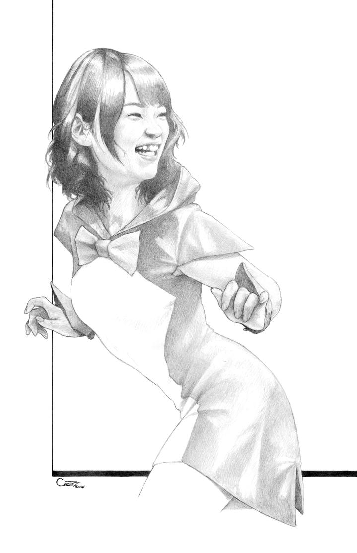 AKB48: Kawaei Rina - Tobeyo! by Sumo0172