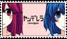 Yanderella Stamp V2 by MademoiselleGames