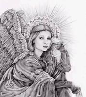 Angel by JennyBlue