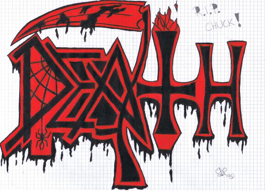 Death Logo by Za...A Band Called Death Logo