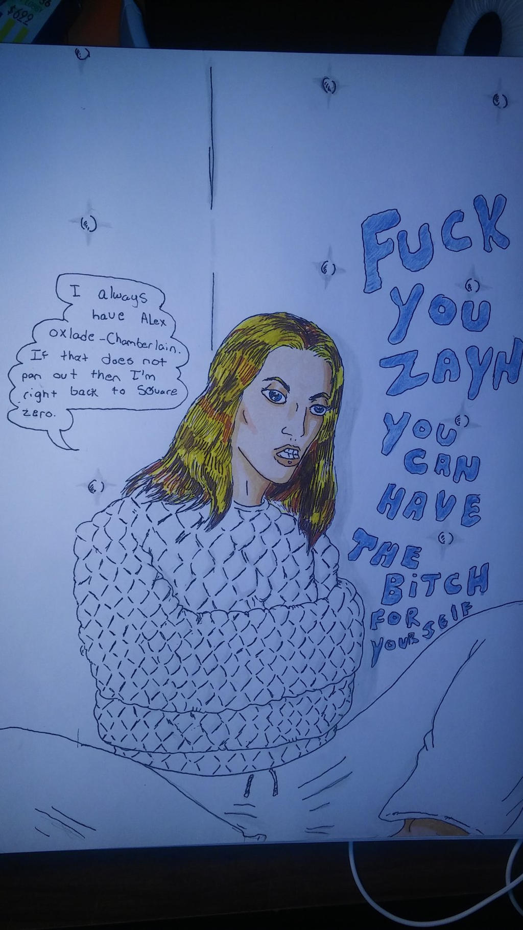 Perrie Edwards Straight Jacket Confinement 5 By Sungodcomics On Deviantart