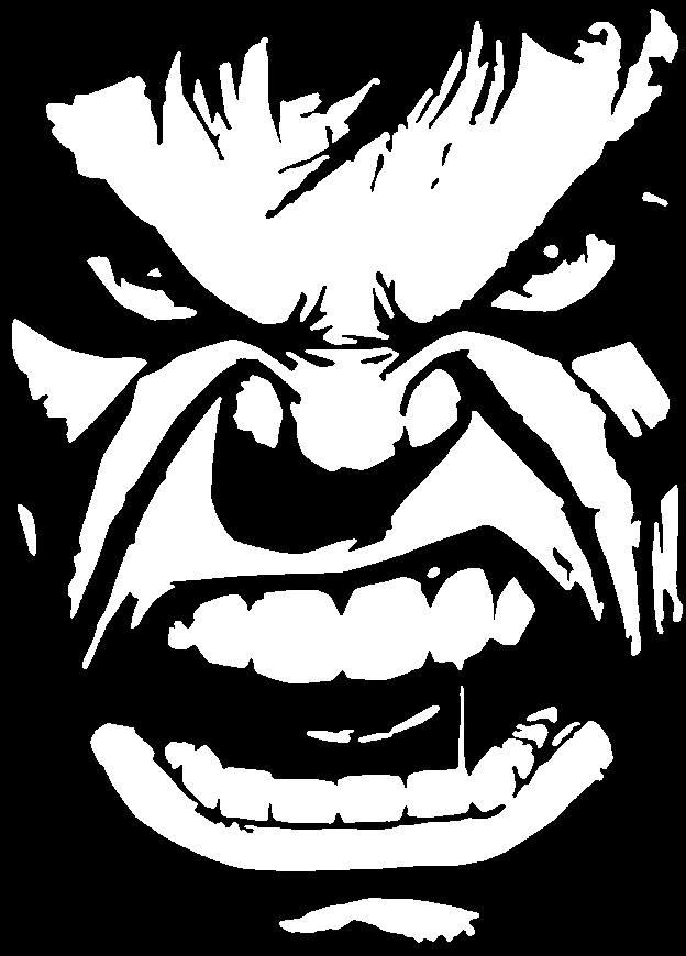 Design vorlagen download joy studio design gallery for Incredible hulk face template