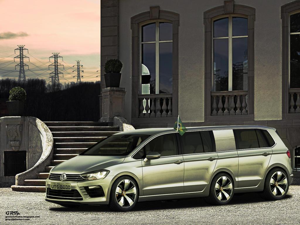 golf sportvan by grtp on deviantart. Black Bedroom Furniture Sets. Home Design Ideas